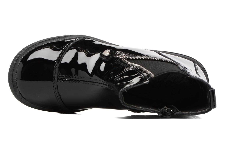 Bottines et boots Bopy Shanel Noir vue gauche