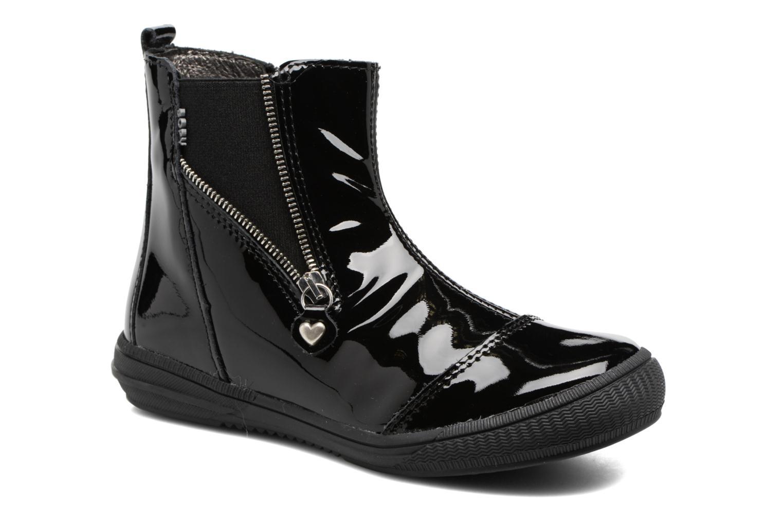 Bottines et boots Bopy Shanel Noir vue détail/paire