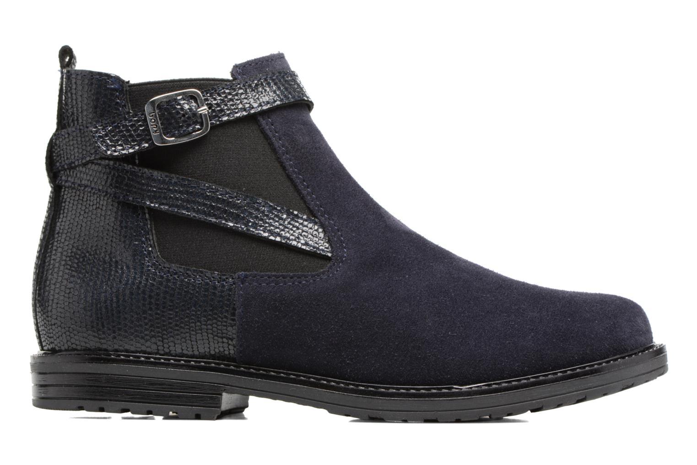 Bottines et boots Bopy Sisley Bleu vue derrière