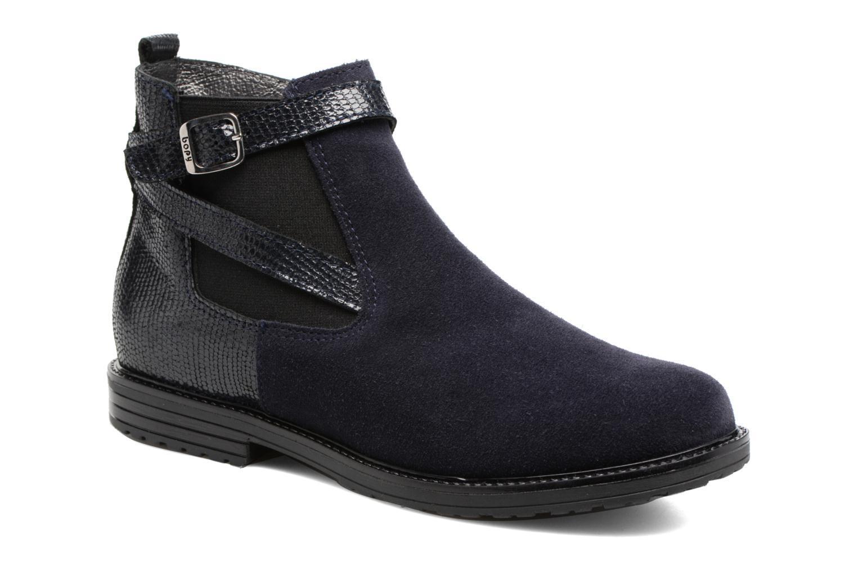 Bottines et boots Bopy Sisley Bleu vue détail/paire