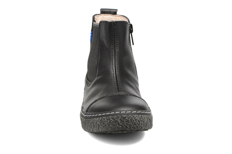 Bottines et boots Bopy Vonobo Noir vue portées chaussures