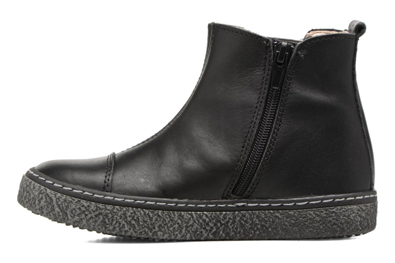 Bottines et boots Bopy Vonobo Noir vue face