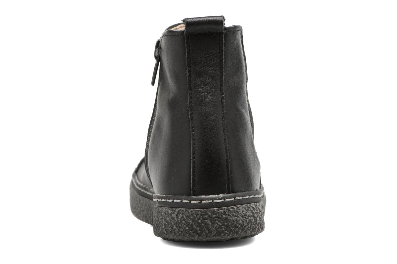 Bottines et boots Bopy Vonobo Noir vue droite