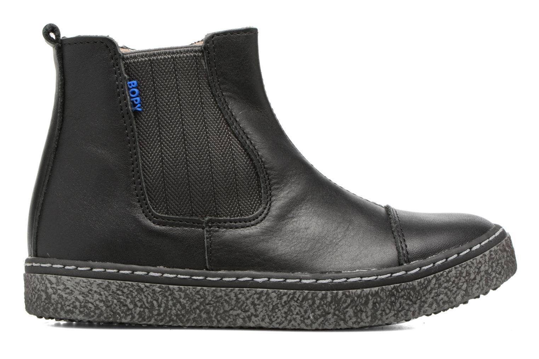 Bottines et boots Bopy Vonobo Noir vue derrière