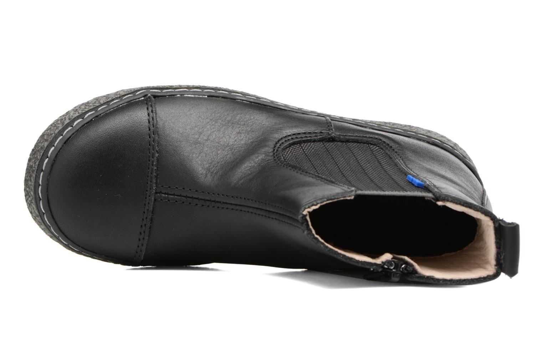 Bottines et boots Bopy Vonobo Noir vue gauche