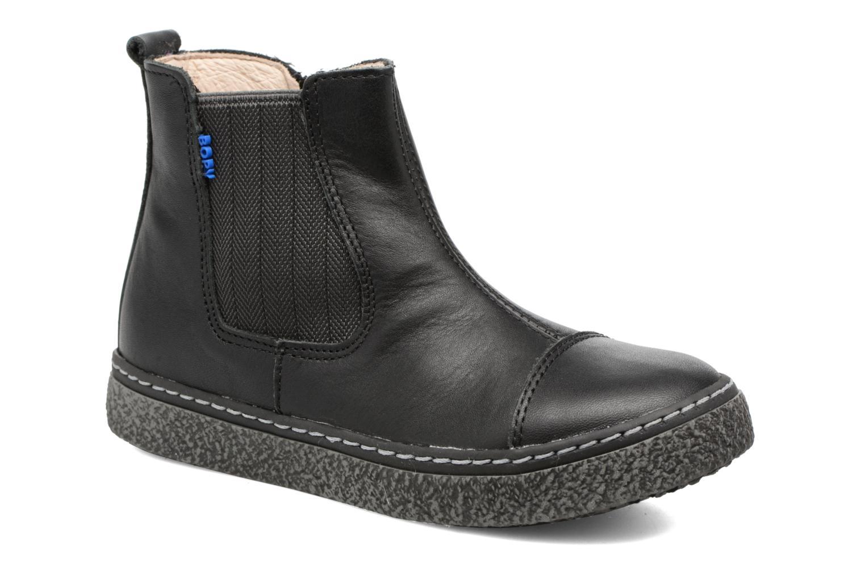 Bottines et boots Bopy Vonobo Noir vue détail/paire