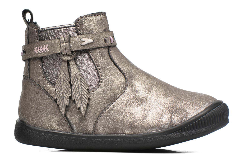 Bottines et boots Bopy Navicole kouki Or et bronze vue derrière