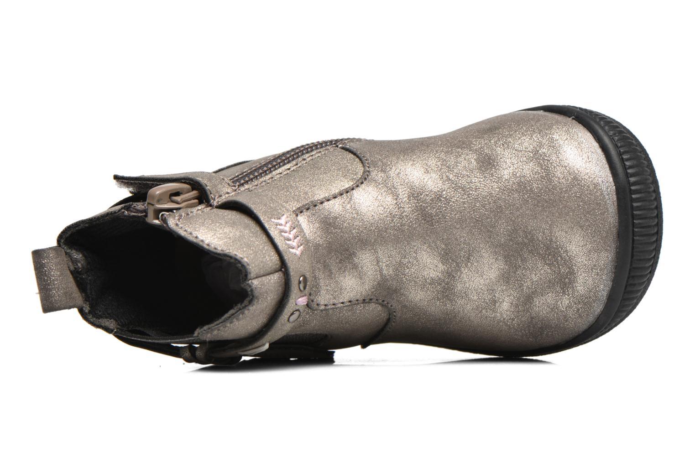 Bottines et boots Bopy Navicole kouki Or et bronze vue gauche