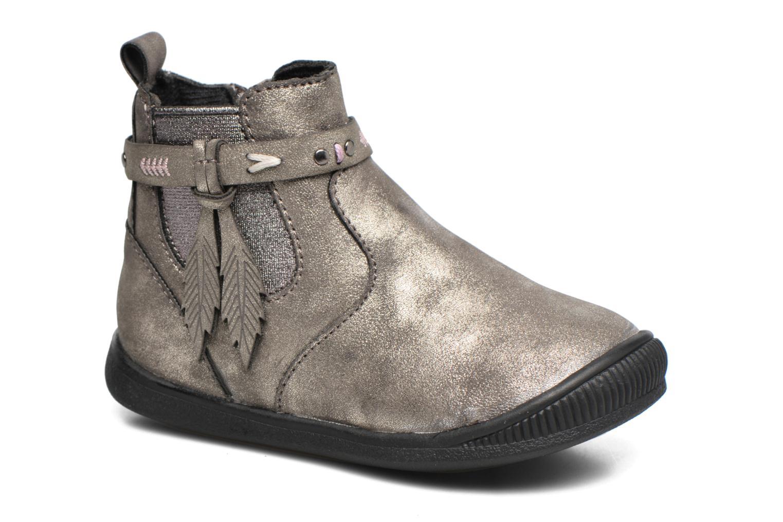 Bottines et boots Bopy Navicole kouki Or et bronze vue détail/paire