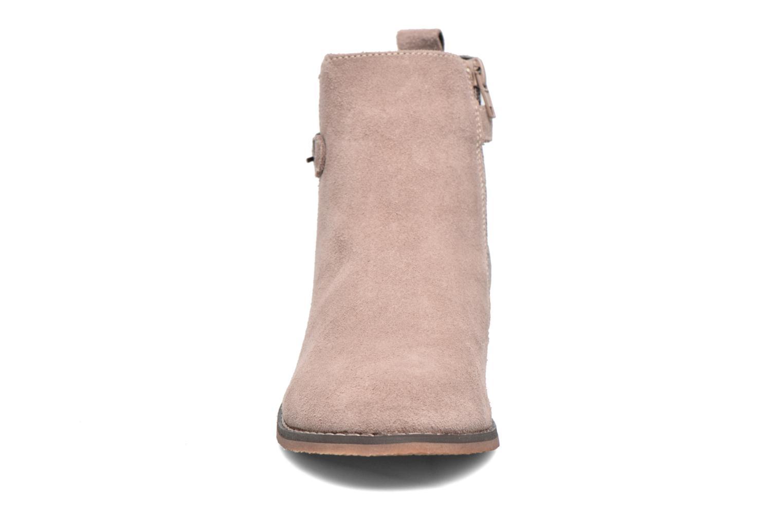 Bottines et boots Bopy Nagilo lillybellule Beige vue portées chaussures