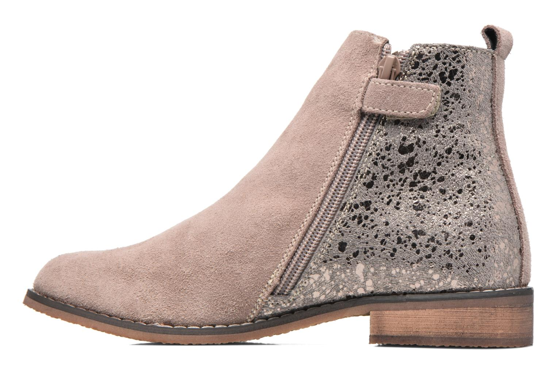 Bottines et boots Bopy Nagilo lillybellule Beige vue face
