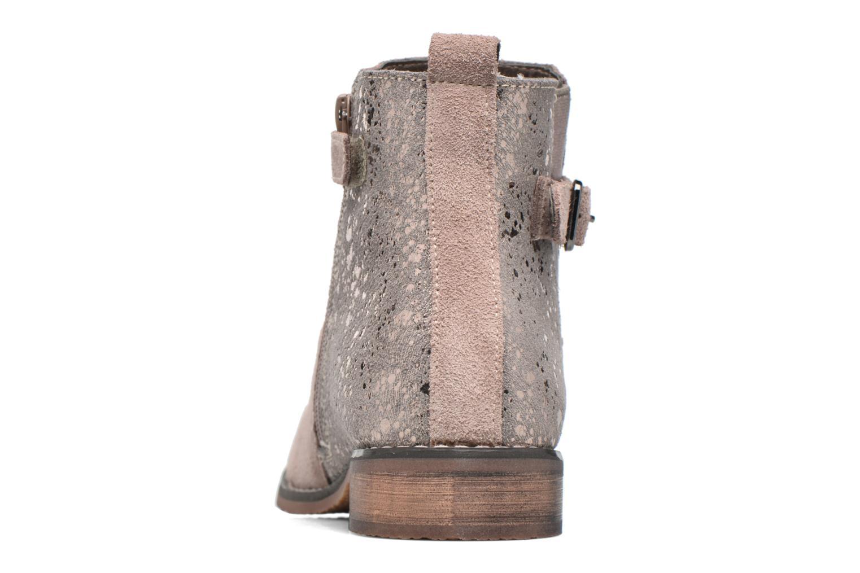 Bottines et boots Bopy Nagilo lillybellule Beige vue droite