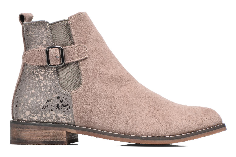 Bottines et boots Bopy Nagilo lillybellule Beige vue derrière