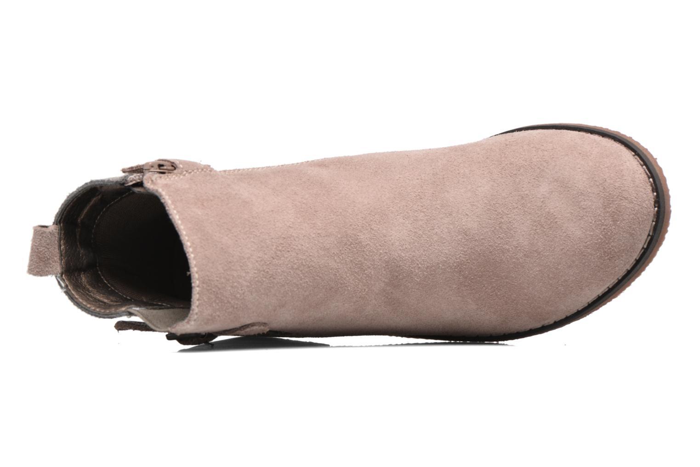 Bottines et boots Bopy Nagilo lillybellule Beige vue gauche