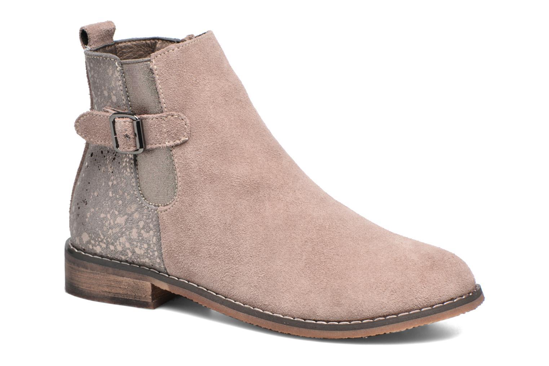 Bottines et boots Bopy Nagilo lillybellule Beige vue détail/paire