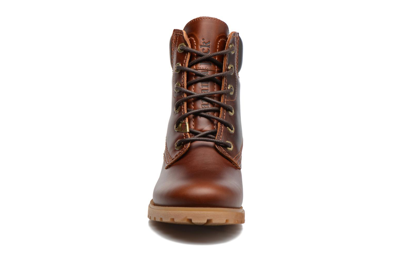 Bottines et boots Panama Jack Panama 03 B63 Marron vue portées chaussures