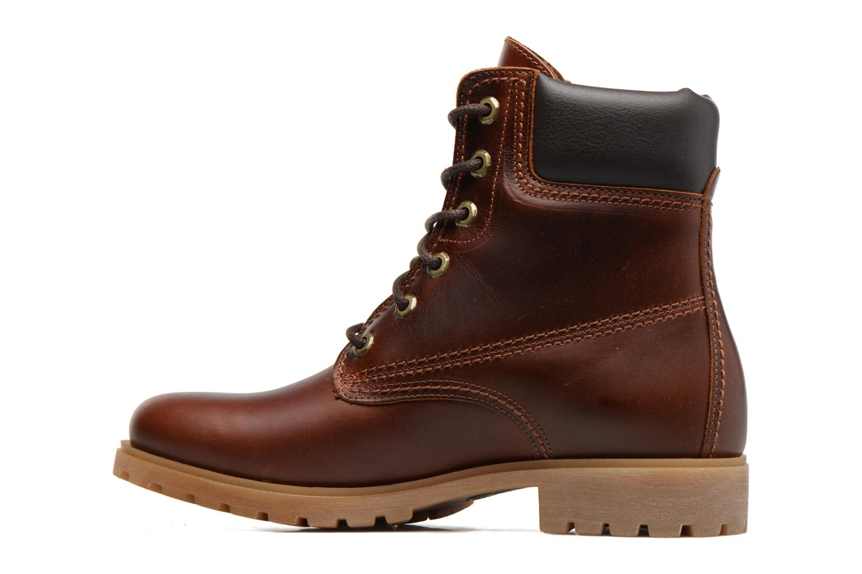 Bottines et boots Panama Jack Panama 03 B63 Marron vue face