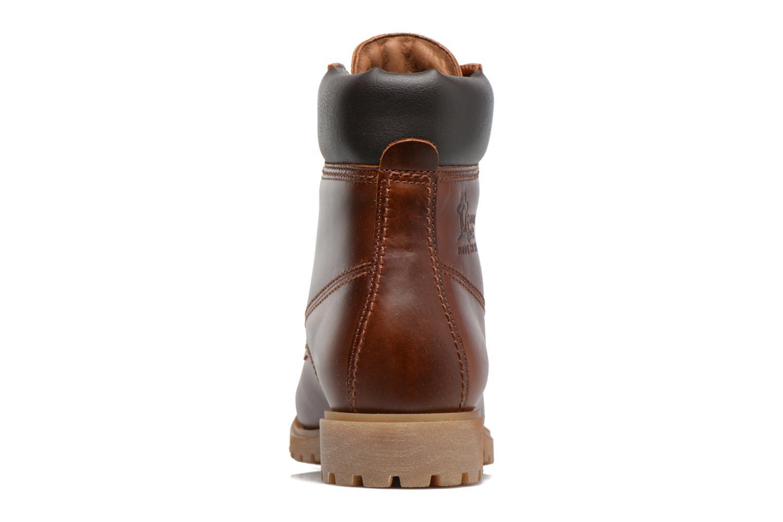 Bottines et boots Panama Jack Panama 03 B63 Marron vue droite