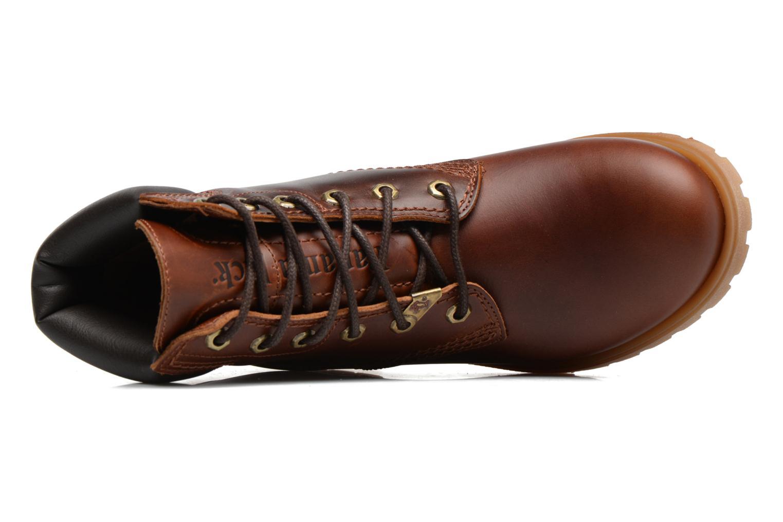 Bottines et boots Panama Jack Panama 03 B63 Marron vue gauche