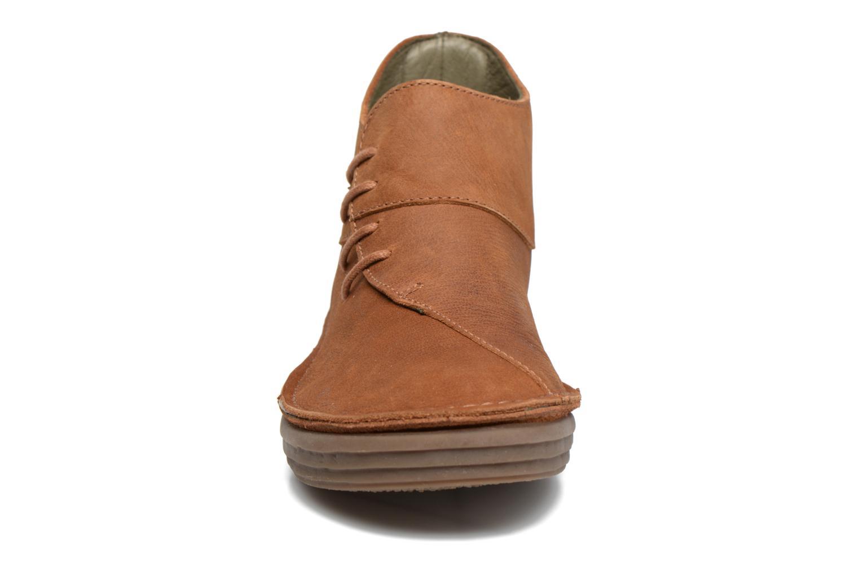 Bottines et boots El Naturalista Rice Field NF81 Marron vue portées chaussures