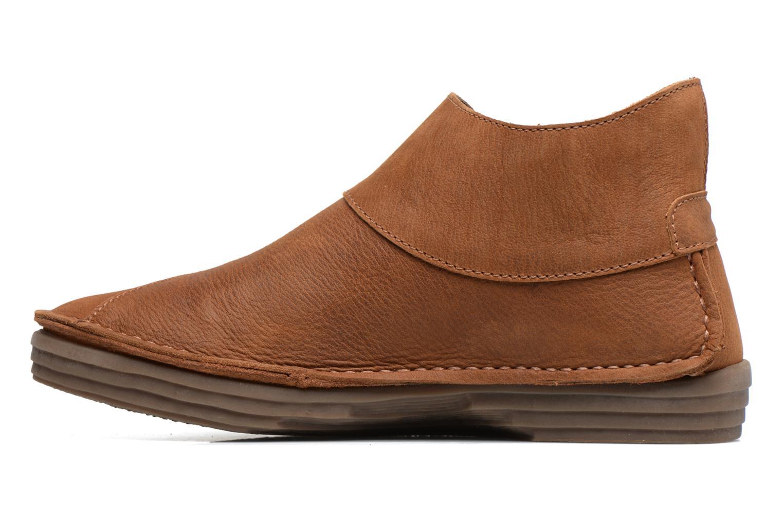 Bottines et boots El Naturalista Rice Field NF81 Marron vue face