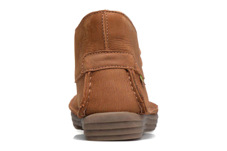 Bottines et boots El Naturalista Rice Field NF81 Marron vue droite