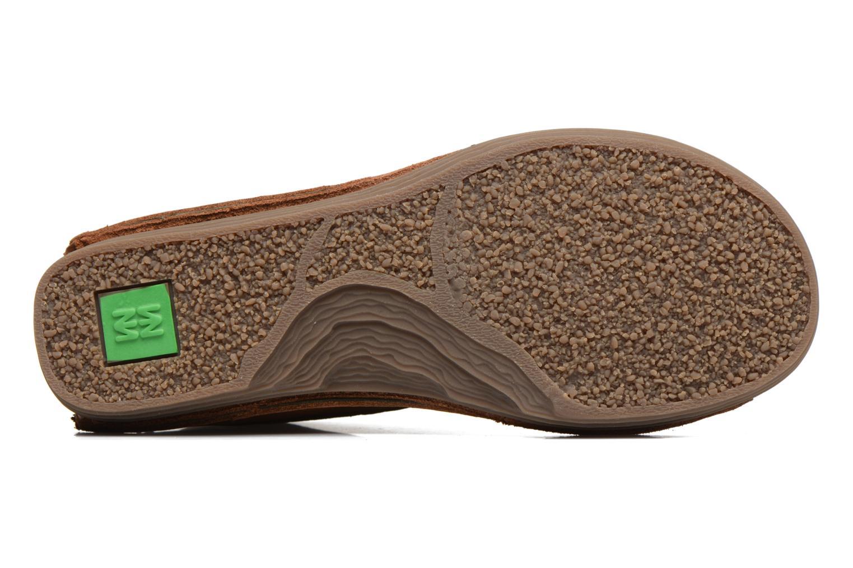 Bottines et boots El Naturalista Rice Field NF81 Marron vue haut
