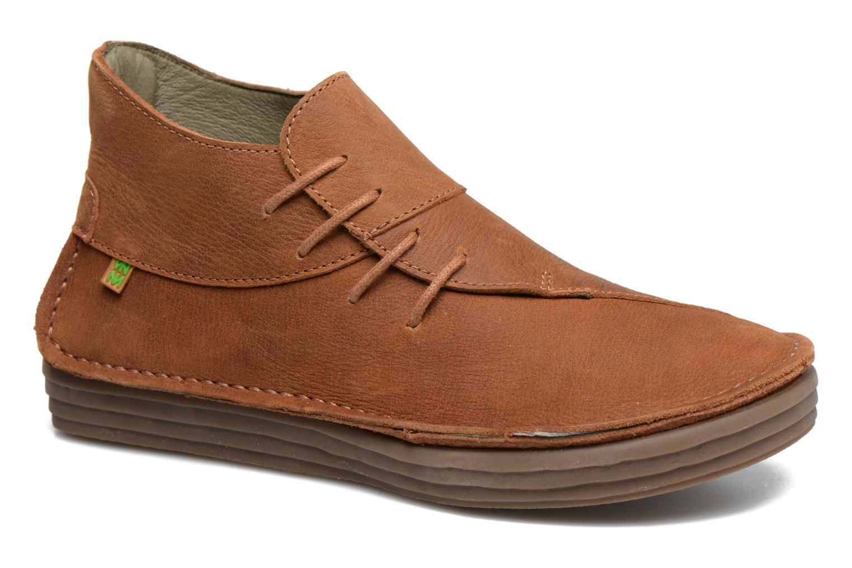 Bottines et boots El Naturalista Rice Field NF81 Marron vue détail/paire