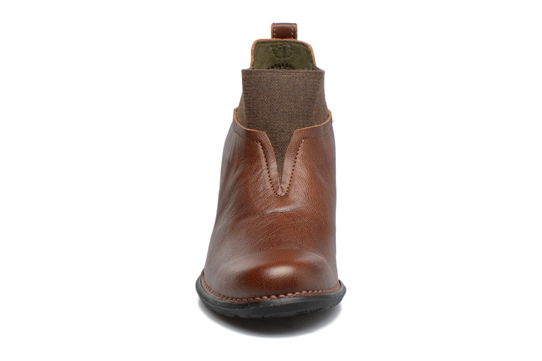Bottines et boots El Naturalista Nectar N5140 Marron vue portées chaussures