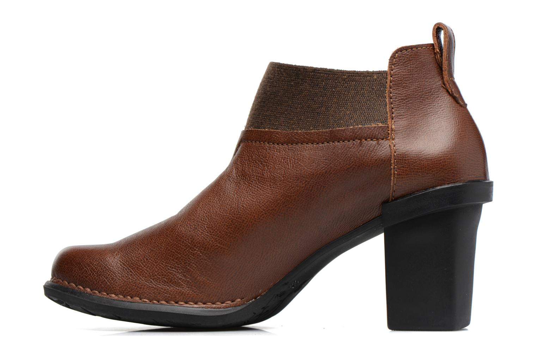 Bottines et boots El Naturalista Nectar N5140 Marron vue face