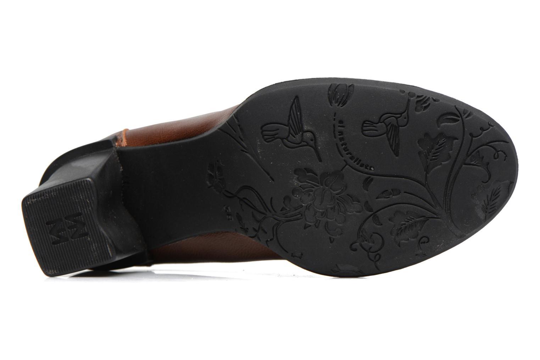 Bottines et boots El Naturalista Nectar N5140 Marron vue haut
