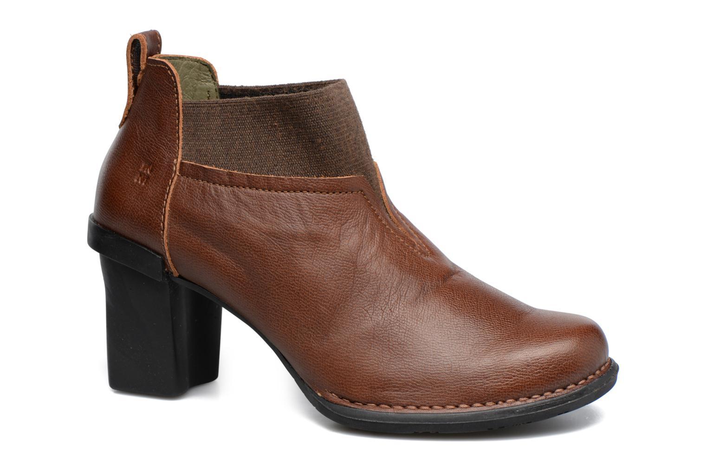 Bottines et boots El Naturalista Nectar N5140 Marron vue détail/paire