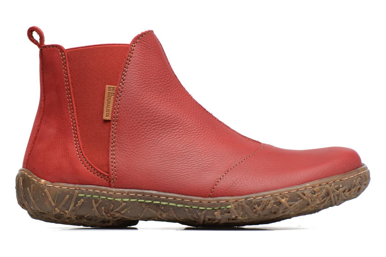 Bottines et boots El Naturalista Nido Ella N786 Rouge vue derrière