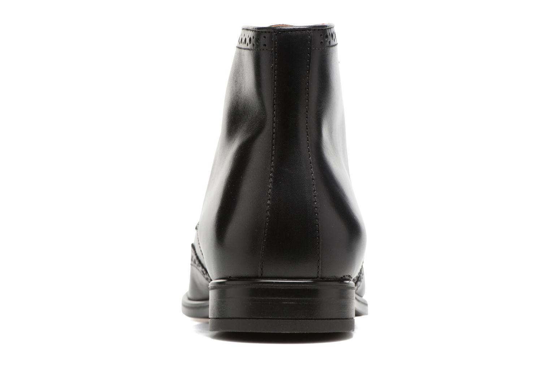 Bottines et boots Marvin&Co Thomley Noir vue droite