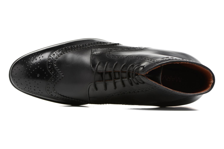 Bottines et boots Marvin&Co Thomley Noir vue gauche
