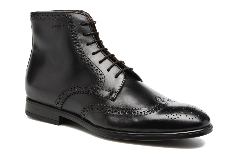 Bottines et boots Marvin&Co Thomley Noir vue détail/paire
