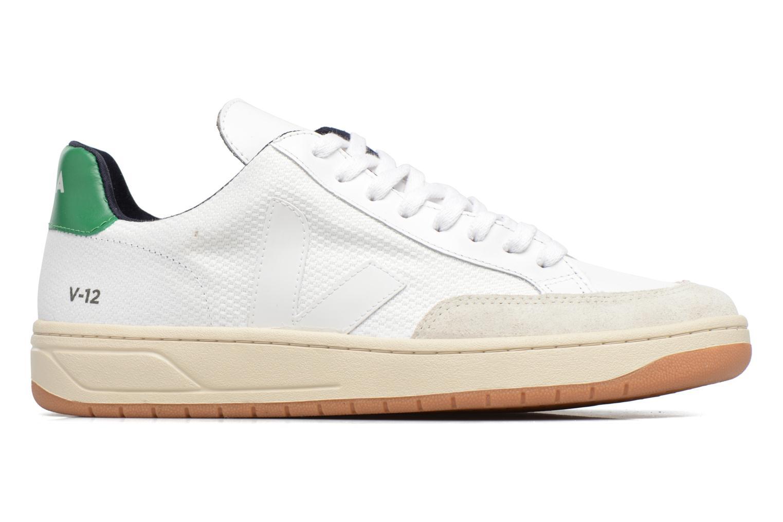 Sneakers Veja V-12 B-MESH Wit achterkant