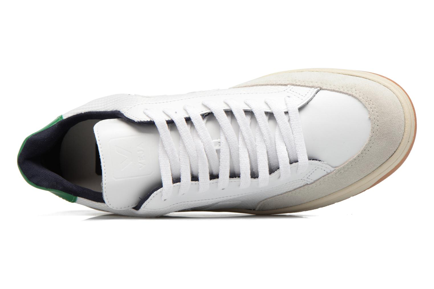 V-12 B-MESH WHITE WHITE EMERAUDE NATURAL OUTSOLE