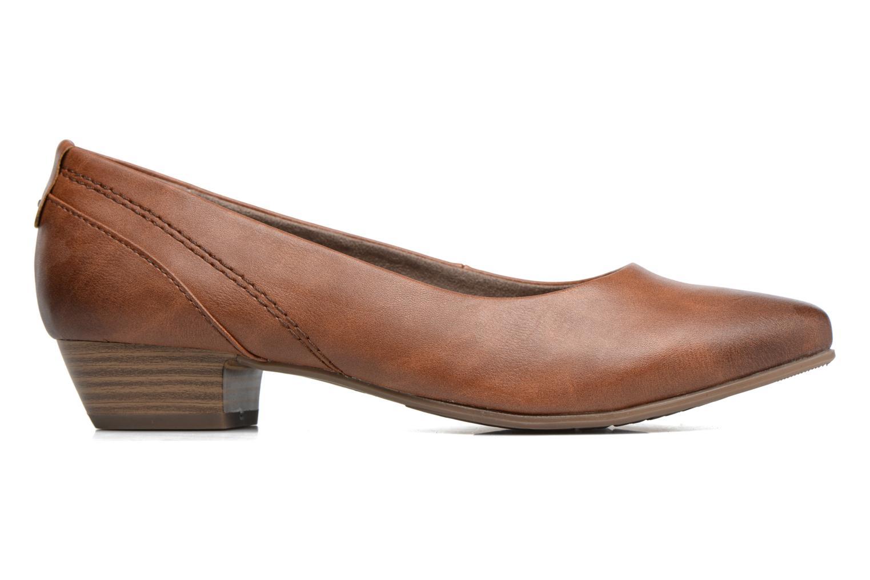 Ballerines Jana shoes Filora Marron vue derrière