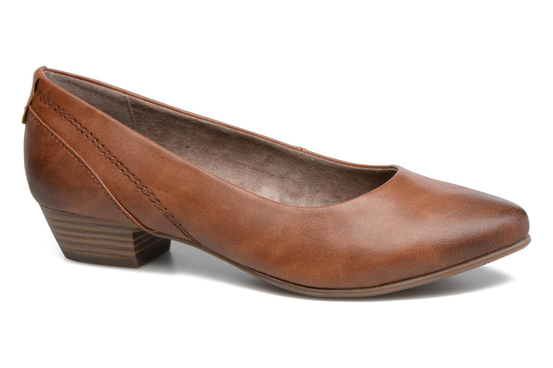 Ballerines Jana shoes Filora Marron vue détail/paire