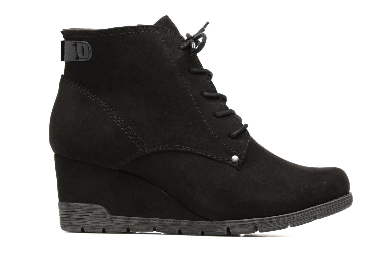 Bottines et boots Jana shoes Pola Noir vue derrière