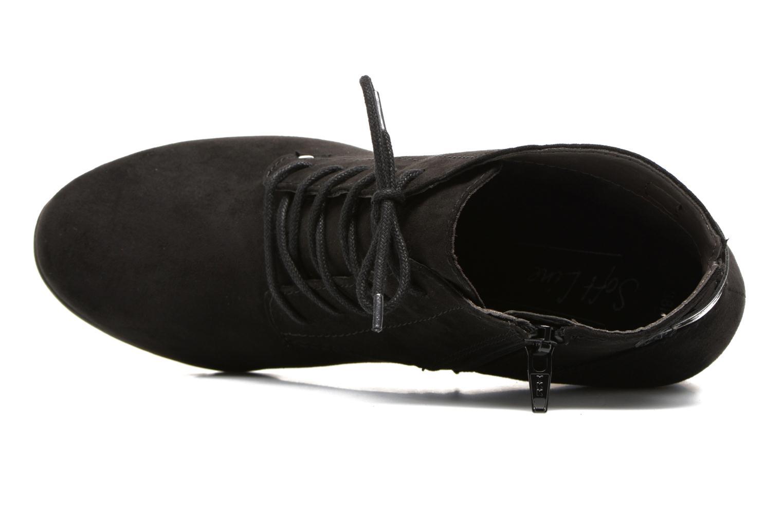 Bottines et boots Jana shoes Pola Noir vue gauche