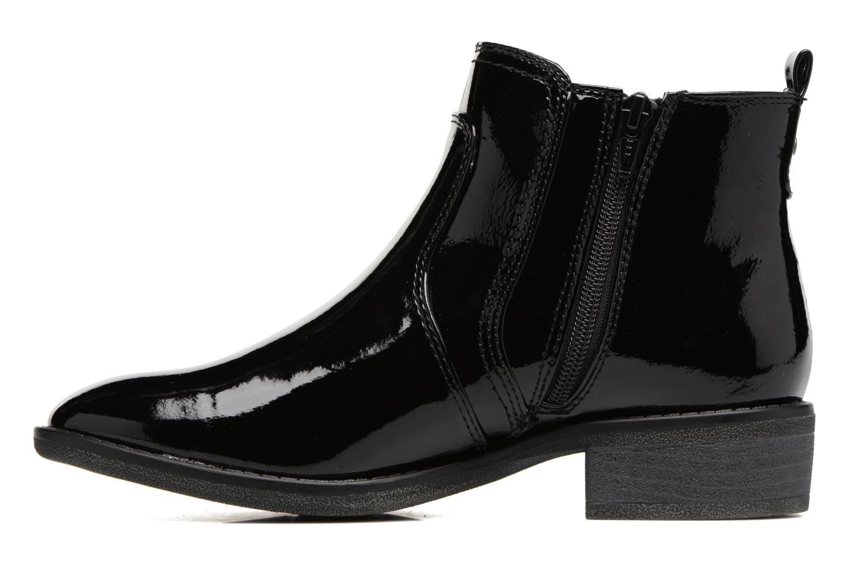 Bottines et boots Jana shoes Zali Noir vue face