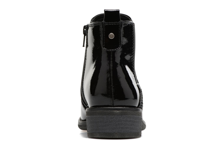 Bottines et boots Jana shoes Zali Noir vue droite