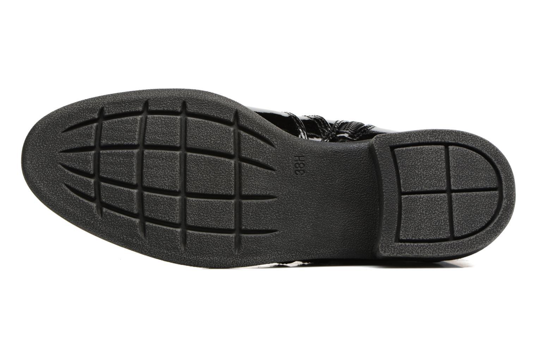 Bottines et boots Jana shoes Zali Noir vue haut