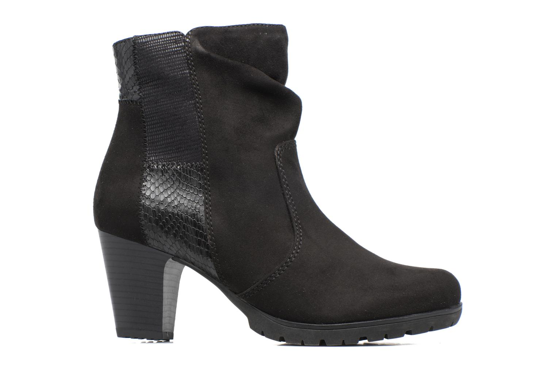 Bottines et boots Jana shoes Antona Noir vue derrière