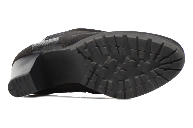 Bottines et boots Jana shoes Antona Noir vue haut