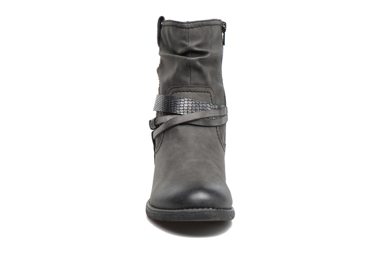 Bottines et boots Jana shoes Viorne 2 Gris vue portées chaussures