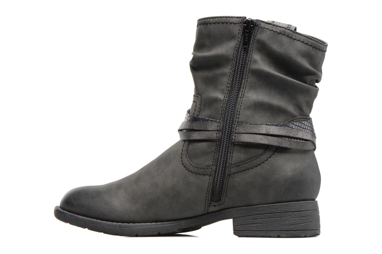 Bottines et boots Jana shoes Viorne 2 Gris vue face