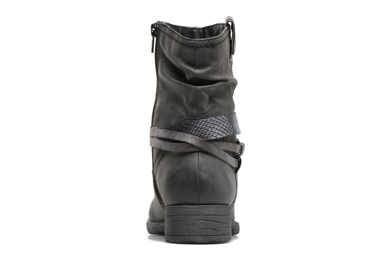 Bottines et boots Jana shoes Viorne 2 Gris vue droite